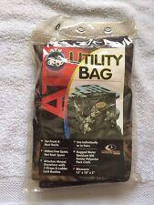 Atv Logic Utility Bag. Mossy Oak Brand Camo