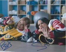 SALT-N-PEPA signed 8x10 PHOTO COA AUTO AUTOGRAPH GEIKO PUSH IT RAP PROOF