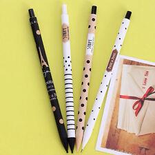 3pc 0.5mm Cute Kawaii Mechanical Pencil Lovely Automatic Pen Kid School Supplies