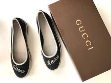 scarpe mocassino tennis Gucci donna tg 40- 27 cm
