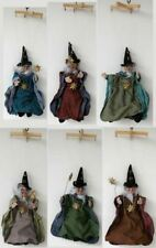 Comical Wizard Marionette Puppet - One Supplied