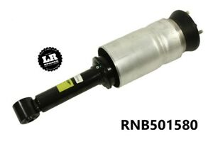 Land Rover Discovery 3 Front Air Suspension Spring - DUNLOP - RNB501580 LH or RH