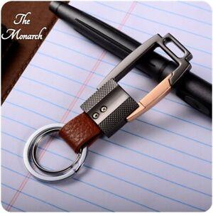 Belt Clip Key Holder Leather