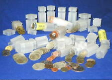 CoinSafe Square Tubes for Liberty Barber Washington State & ATB Park Quaters ,