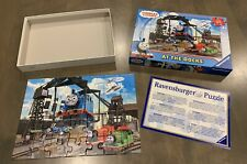 Ravensburger 35 Pc Jigsaw Puzzle 2013 At the Docks Thomas Tank  #087303 Complete
