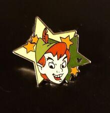 Disney Collectible Pin - Star Characters - Peter Pan - #91256 2012