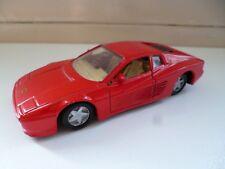 Ferrari 512 TR - Red - 1/39 - Maisto Shell - China
