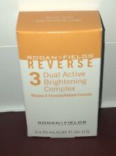 RODAN AND FIELDS REVERSE 3 DUAL ACTIVE BRIGHTENING COMPLEX - FREE SHIPPING