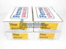 Ferrea 5000 Series Engine Valves Set Flat STD Size Acura Honda B16A B17A B18C
