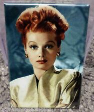"Lucille Ball Image 2 Vintage Photo Movie 2"" x 3"" Refrigerator Locker MAGNET Lucy"