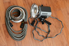 BALCAR U HEAD GREAT CONDITION NICE FLASH TUBE -  EXTRA LONG EXTENSION CABLE