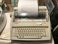 Brother ML 100 Electric Typewriter Tested Working