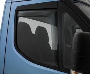 Original Iveco Daily Windabweiser Satz für Türfenster
