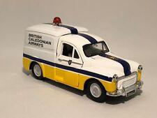 Morris Minor Traveller Grey 1 26 Model Car Diecast Toy British Van BWN