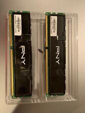 PNY XLR8 16GB (2x8 GB) DDR3 RAM MEMORY 1600 MHz CL 9