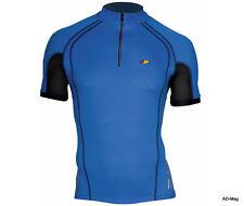 Maillot de Vélo - NORTHWAVE NW 89111021 - Force Jersey - Bleu - T. M - NEUF