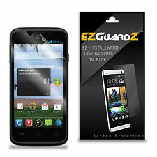 5X Ezguardz Lcd Screen Protector Cover 5X For Zte Majesty Z796C (Ultra Clear)