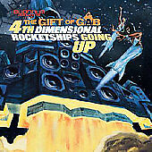 4th Dimension Rocketships Going Up by Gift of Gab (CD) FREE SHIPPING, BRAND NEW!