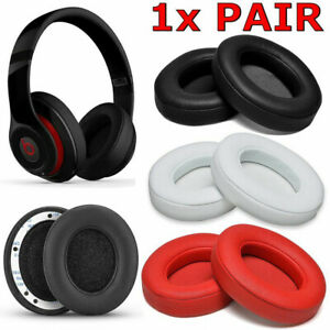 Replacement Ear Pads for Beats by Dr. Dre Solo 2 / 3 Wireless Headphone Earpads