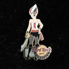 Hard Rock Cafe Pin -  Pirate Wench 1 Honolulu