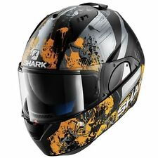 Shark Graphic Helmets with Quick Release Fastening