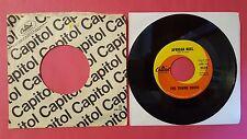 THE TOWNE CHOIR / Papa Noel - African Noel  / Capitol 5538  45rpm Vinyl