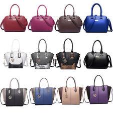 Zip Patternless Unbranded Shoulder Bags