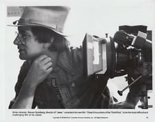 "Director Steven Spielberg  ""Jaws"" 1975 Vintage Movie Still"
