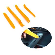 UK 4 un. Car Audio Clip De Panel De La Puerta Interior Tablero Radio Kit de herramientas de eliminación de palanca de ajuste