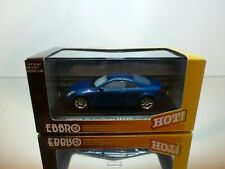 EBBRO 486 NISSAN SKYLINE 350GT - BLUE METALLIC 1:43 - GOOD CONDITION IN BOX