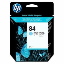 Genuine HP Hewlett Packard HP 84 Cartuccia di Inchiostro Ciano Chiaro 69ML C5017A 07