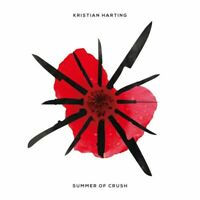 Kristian Harting Summer Of Crush CD Exile On Mainstream Records 2015 NEW