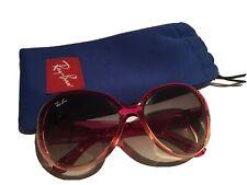 Ray-Ban Junior Kids Girls Sunglasses Used