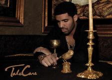 "Drake Music Rapper Star poster 32"" x 24"" Decor 24"