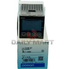 Brand New in Box Omron E5CNRT E5CN-RT 100-240VAC Temperature Controller