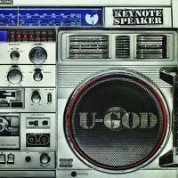 U-GOD The Keynote Speaker 2013 US CD + bonus disc SEALED / NEW Wu-Tang Clan