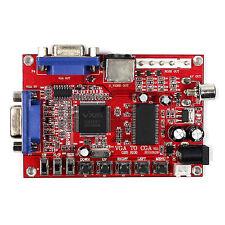 VGA TO CGA CVBS S-VIDEO CONVERTER PC to VGA Video Game Converter Board GBS8100
