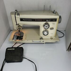 Kenmore 158.14311 Modifier Sewing Machine with Pedal