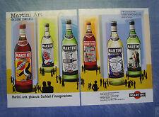 BELLEU001-PUBBLICITA'/ADVERTISING-2001- MARTINI ART GALLERY - 6 NUOVE ETICHETTE
