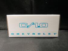 2020 RLC Hot Wheels Chevrolet C/10 Pickup #13600 of #15000