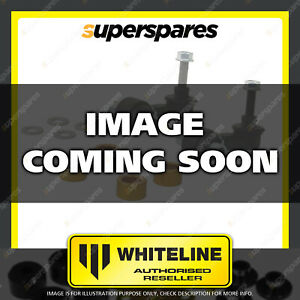 Whiteline Front and Rear Grip Series Kit for HYUNDAI I30 N PD Premium Quality