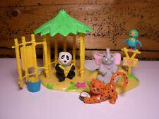 Vintage Littlest Pet Shop Jungle Bunch 1993 Kenner