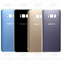 New Glass Battery Cover Rear Back Door For Samsung Galaxy S8 - SM-G950