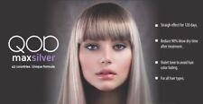 QOD MAX Silver Brazilian Keratin Blow Dry Smoothing Treatment 250+100ml