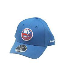 New York Islanders Nhl Reebok Infant Toddler Osfm Adjustable Hook & Loop Hat Cap