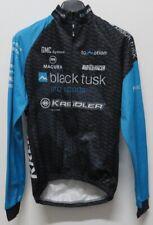 BLACK TUSK SHIRT MAGLIA MAILLOT TRIKOT CICLISMO BIKE CYCLING JERSEY BIORACER