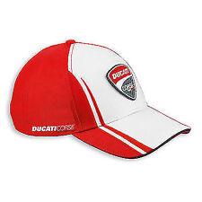 Genuine Ducati Corse Red Cap 987684870