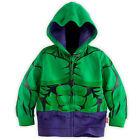 Kids Toddler Boys Superhero Cartoon Hoodie Jumper Tops/ T-Shirts/ Outfits 1-9Y