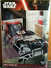QUILT STAR WARS SINGLE  DOONA COVER SET  ~ NEW IN PACKET
