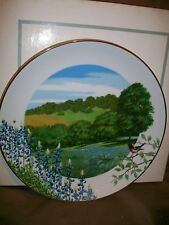 ROYAL WINDSOR RALPH MARK WILDFLOWERS OF THE SOUTH PLATE BLUEBONNET